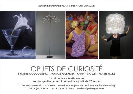 """Exposition """"Objets de Curiosité"""""""