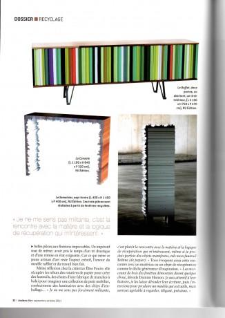 magazine ATELIERS D'ART, page 32